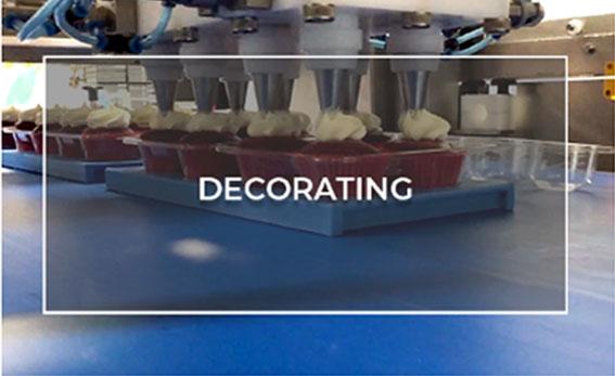 Robotic Decorating Equipment