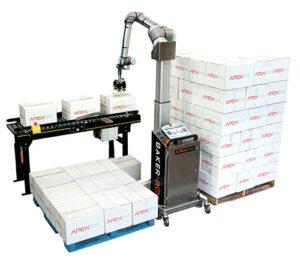 Apex Motion Robotic palletizer