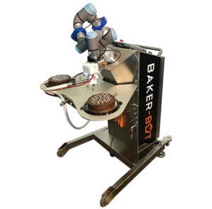 Apex Motion Control Robotic Cake Decorator
