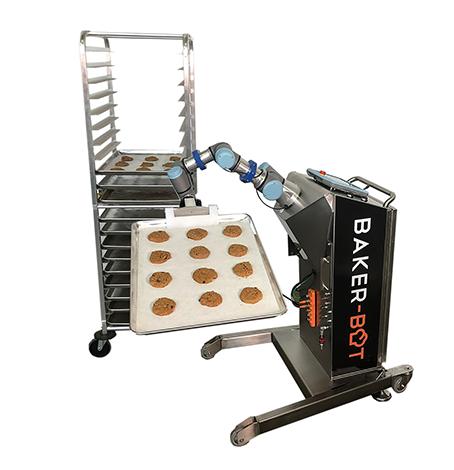 Apex Motion Baker-Bot Cobot
