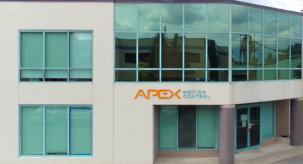 Apex Motion Control Canadian Office