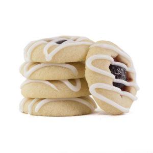 Noms-Berry-Shortbread cookies
