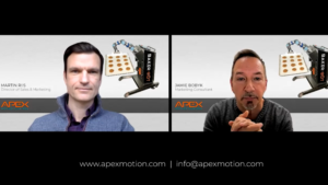 Office Hours webinar with Apex Motion Control