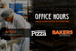 Office Hours with Bakers Journal and Apex Motion Control